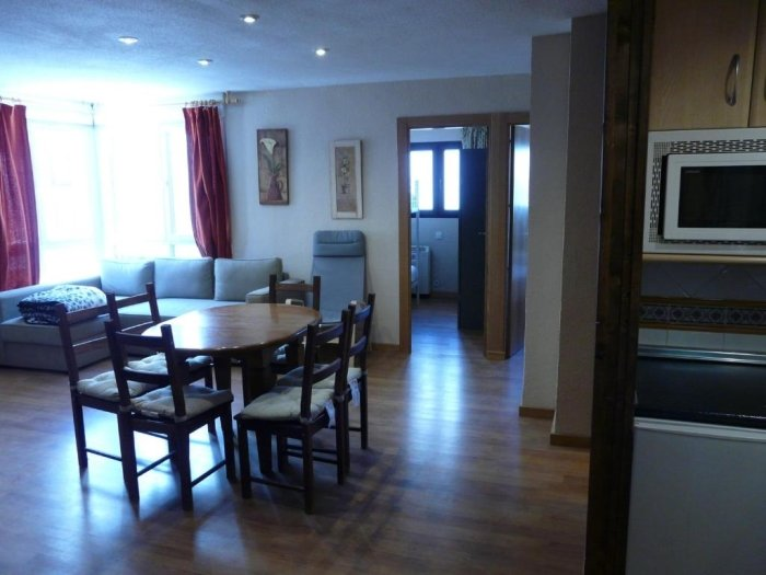 Apartment in the Acebo Building (2 rooms) with sofa bed in the living room,, vacation rental in Sierra Nevada National Park