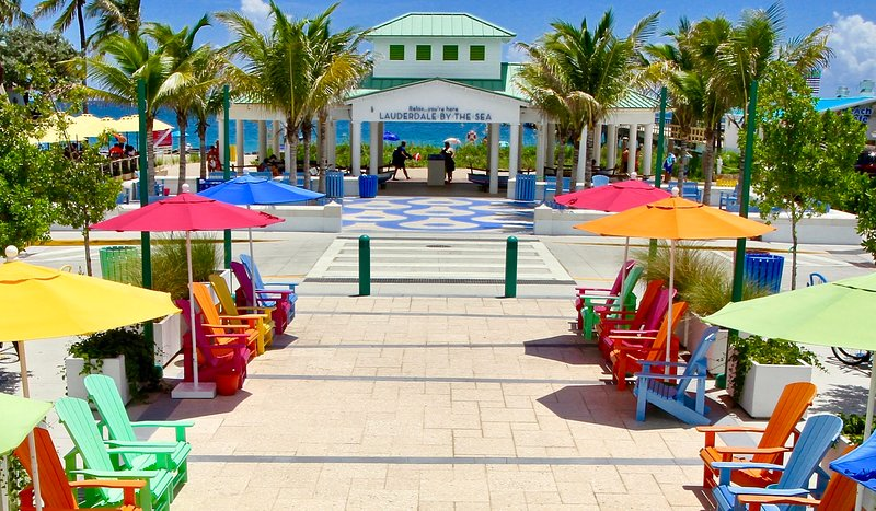 Pool Paradise by the Sea – semesterbostad i Lauderdale by the Sea