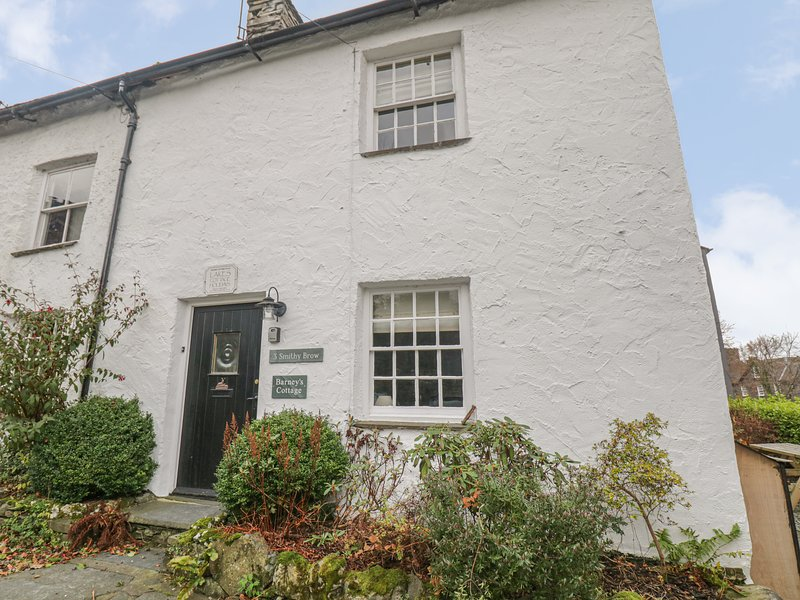 Barney's Cottage, fabulous cottage sleeping 5 in central Ambleside,WiFi Ref, holiday rental in Ambleside
