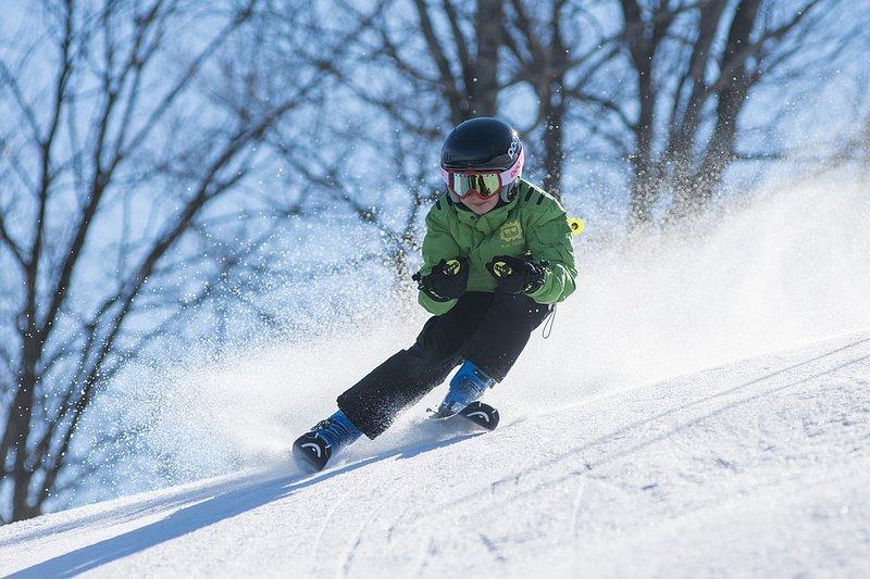 Esquiar divertido
