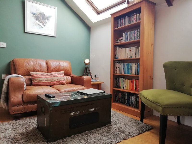 Trethellan Lodge, vacation rental in Falmouth
