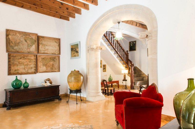 Casa Font Fullana, location de vacances à Petra