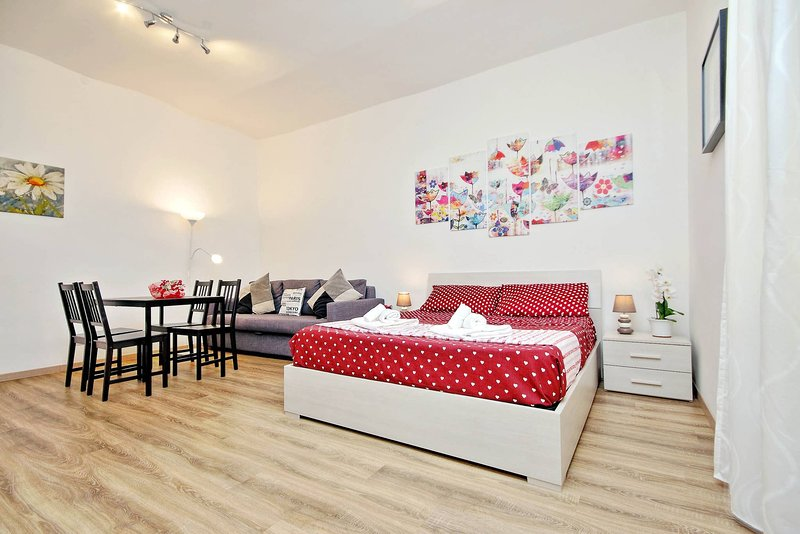 Holiday rental San Lorenzo district studio Chalet in Rome