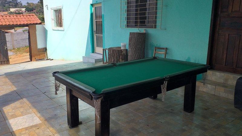 Chacara eron, holiday rental in Ibiuna