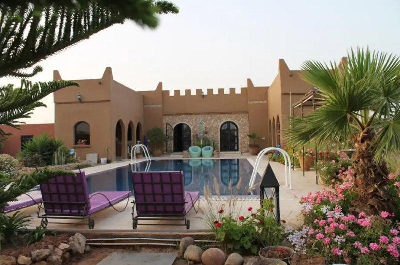 Riad privatif de luxe Région de Souss Massa, vacation rental in Sidi R'bat