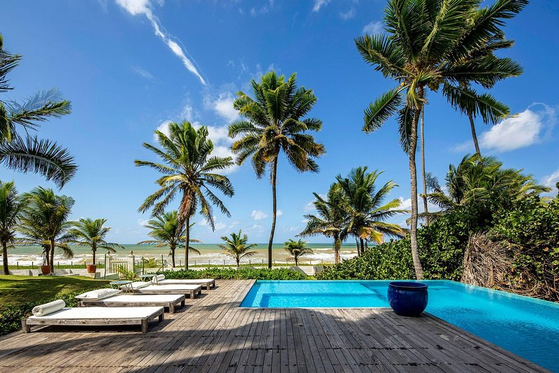 Bah457 - Stylish beach house in Camaçari, vacation rental in Guarajuba