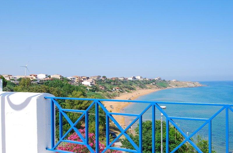 Japigium- Casa vacanze Seppia a pochi passi dal Mare, alquiler de vacaciones en Isola di Capo Rizzuto