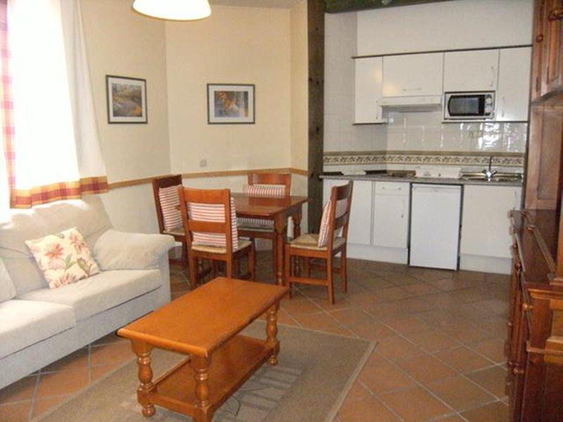 Apartament T 1T B SALVIA 1r N, alquiler de vacaciones en Pradollano
