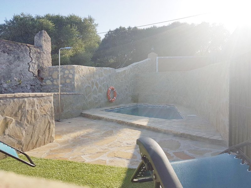 Villa private pool stone house 2, vakantiewoning in Benalup-Casas Viejas