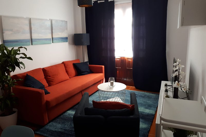 Central & Modern Apartment in Candelaria, vacation rental in Candelaria