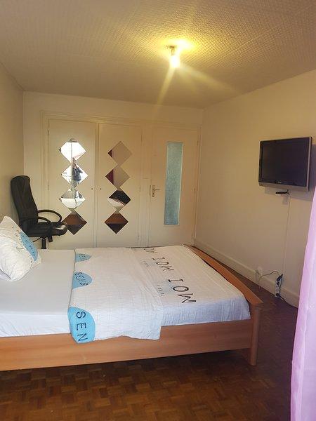 Pour un cadre ideal vous avez le lieu parfait, vacation rental in Gaillard