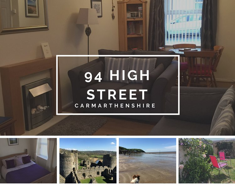 94 High Street, Tumble, holiday rental in Tycroes