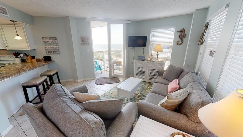 St. Regis 1201 Oceanfront! |  Indoor Pool, Outdoor Pool, Hot Tub, Tennis Courts,, vacation rental in North Topsail Beach