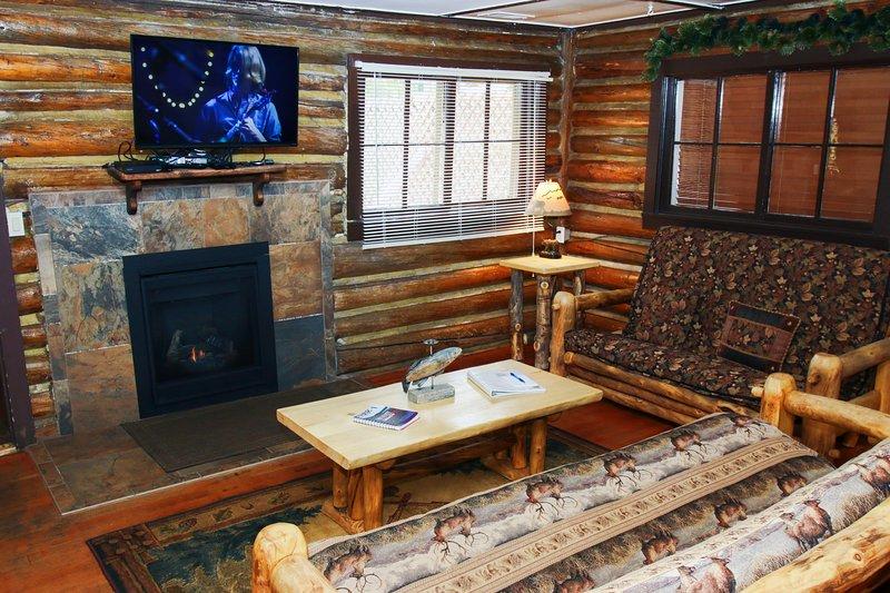 Triple R Cottages: 1, alquiler de vacaciones en Estes Park