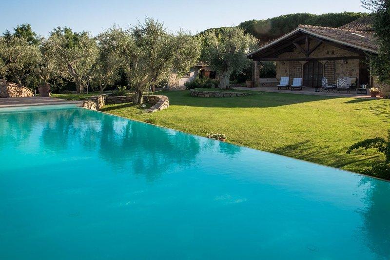Villa Degli Ulivi, holiday rental in Capalbio