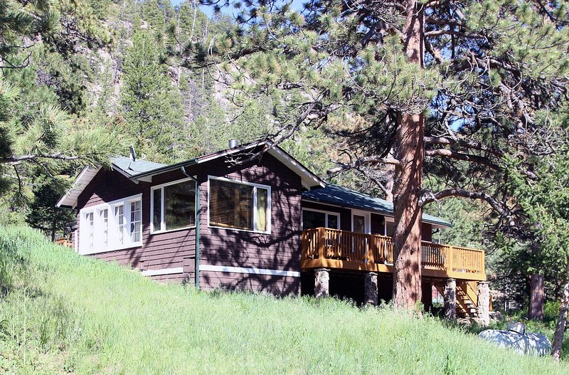 Elk Ridge Retreat, casa vacanza a Drake