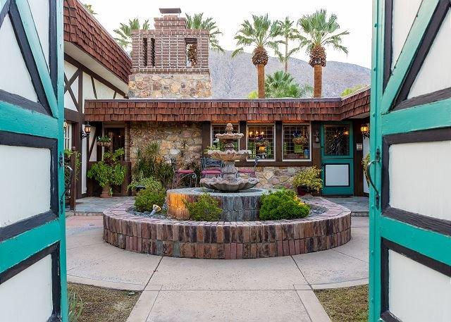 The English Cottage - Centre-ville de Palm Springs