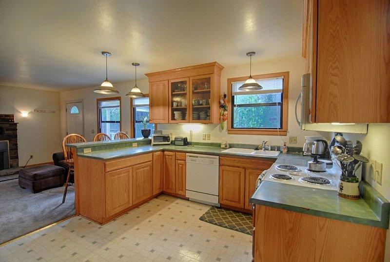 Habitación, Interior, Cocina, Pisos, Muebles