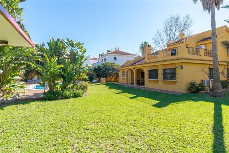 Villa Guadalmar 34, alquiler vacacional en Málaga