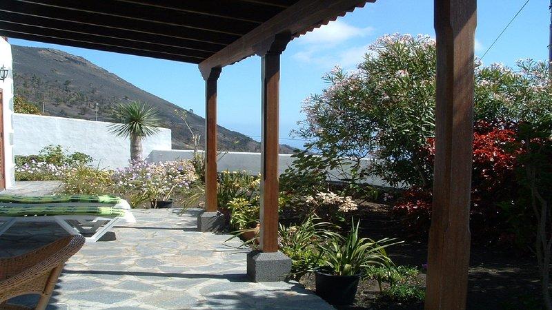 Casa los Viñedos (B), alquiler vacacional en Fuencaliente de la Palma