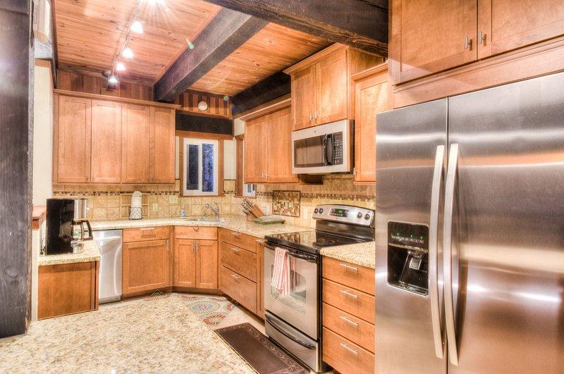 Habitación, Interior, Cocina, Horno, Pisos