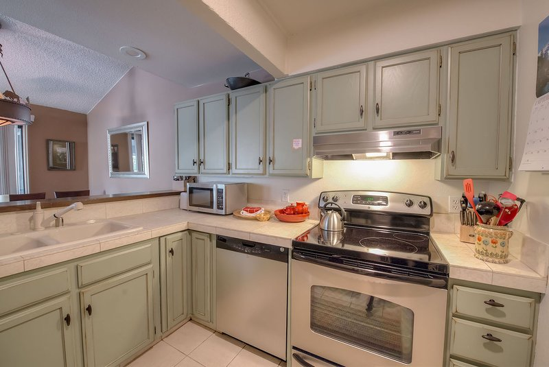 Habitación, Interior, Cocina, Horno, Muebles