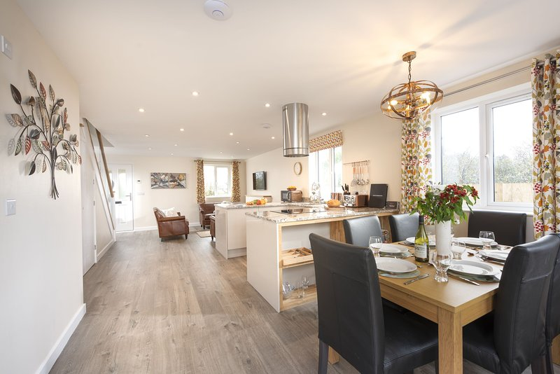 Sycamore Cottage, The Woodland Collection - A stunning new cottage  in the West, alquiler vacacional en Hayle