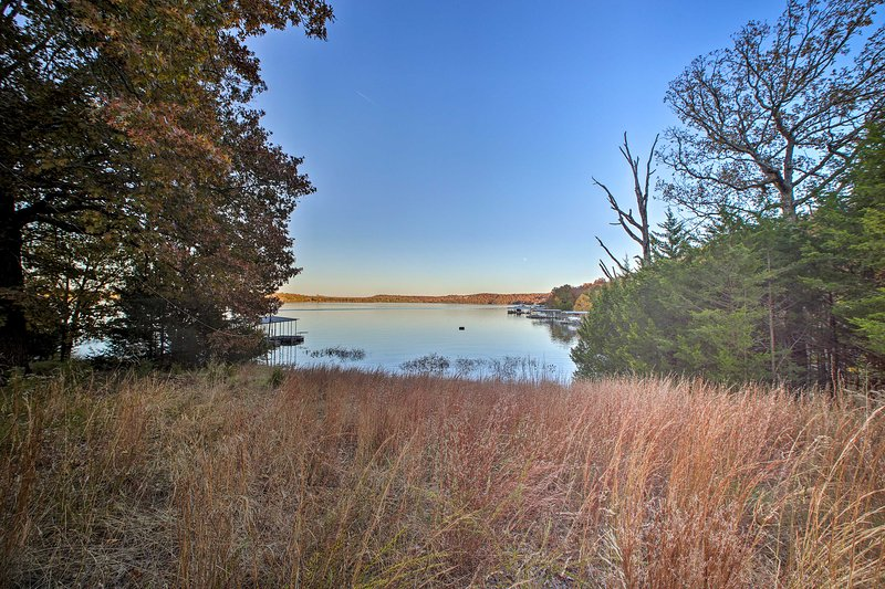 Diese am See gelegene Unterkunft bietet Ihnen direkten Zugang zum Wasser.