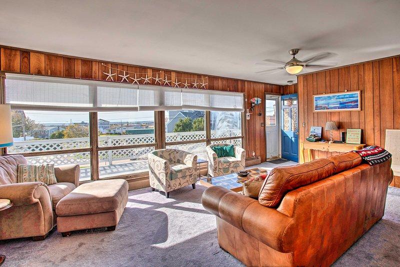 Avventure senza fine iniziano in questa casa vacanza in Narragansett!