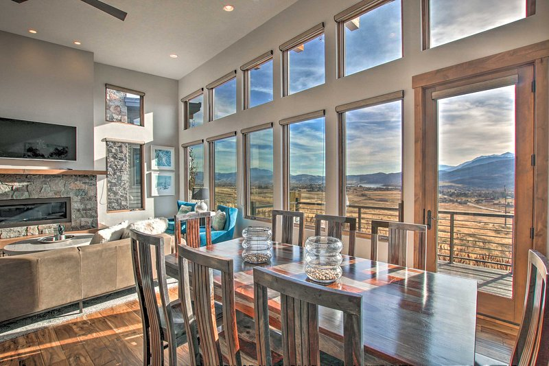 Breathtaking views await you in this Eden vacation rental!
