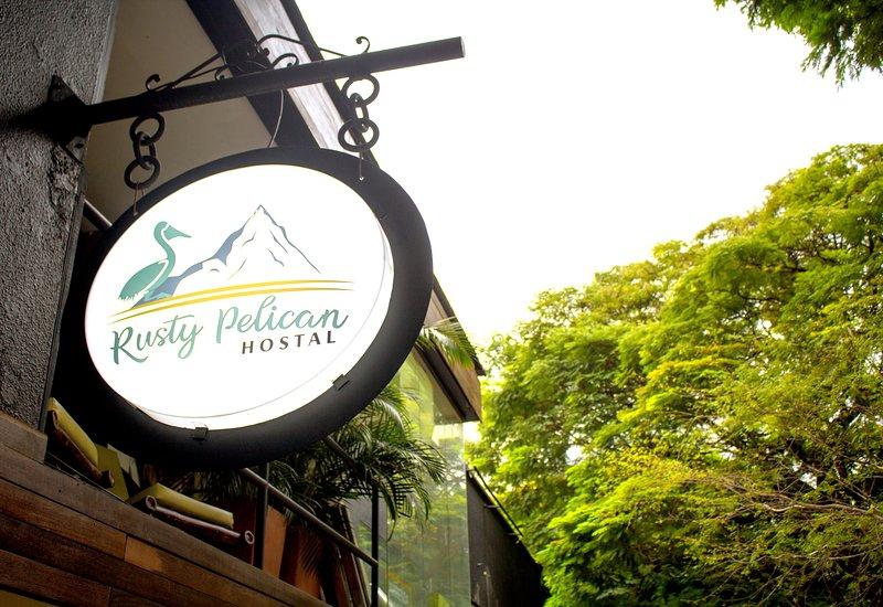 Somos Rusty Pelican Hostal, somos tu mejor opción de hospedaje !! Provenza-Poblado en Medellín-Col.