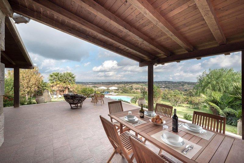 Villa Arancio, vacation rental in Frigintini