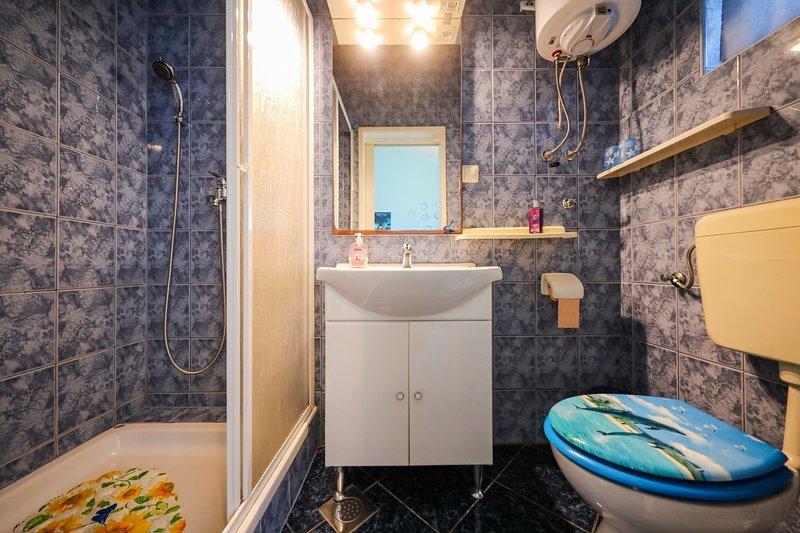 SA3 plavi (2): baño con inodoro
