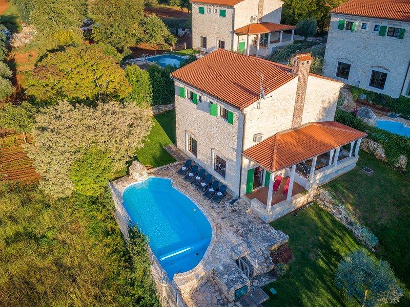Villa Mari II Istra, alquiler vacacional en Vranje Selo