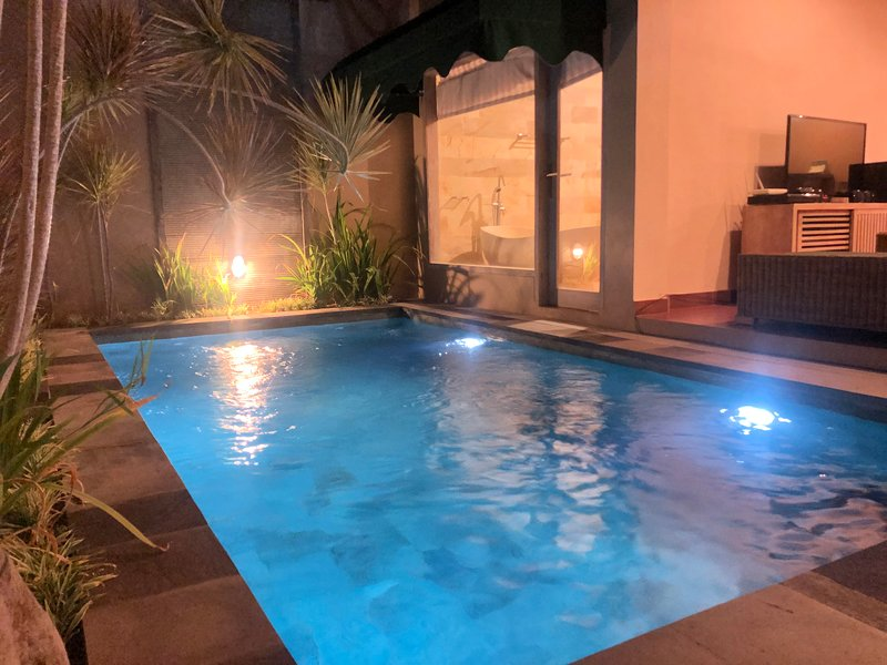 BALANGAN HOUSE 2BEDROOMS ULUWATU, holiday rental in South Kuta