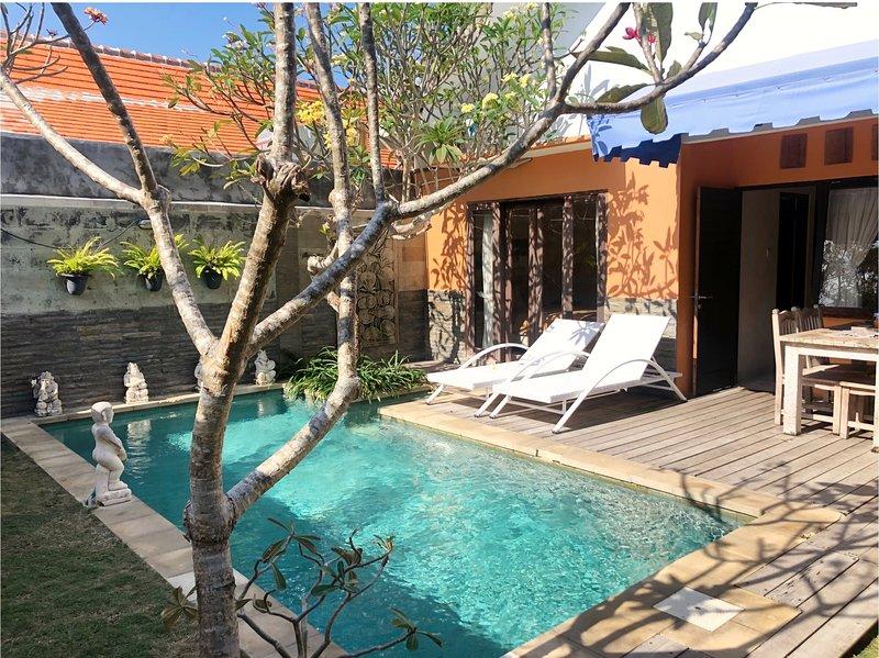 NUANSA CLIFF HOUSE 2BEDROOMS JIMBARAN, holiday rental in Jimbaran