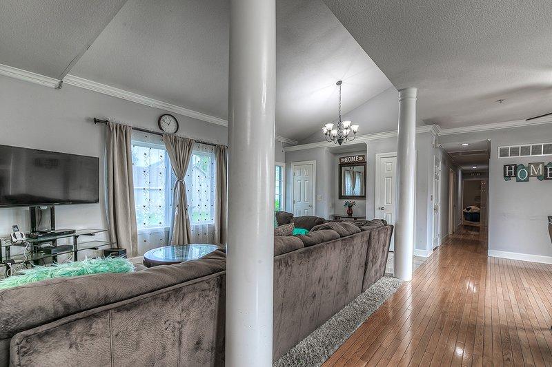 Southern Comfort House, aluguéis de temporada em Olathe
