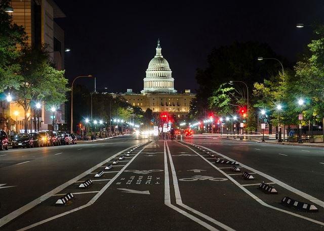 Capital de los Estados Unidos