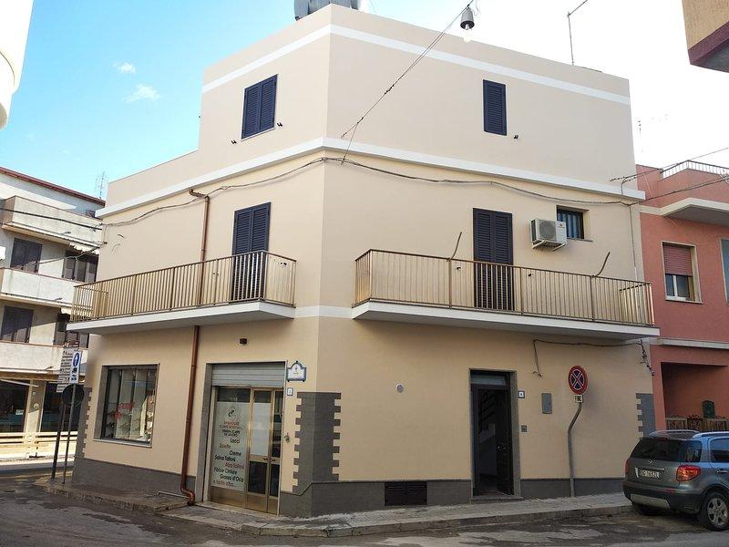 VacanzaPortopalo Appartamento Mare 600 mt mare, alquiler de vacaciones en Portopalo di Capo Passero