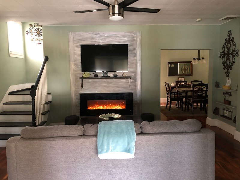 Beach and Bay Breezes is Lovely and Charming Family Home – semesterbostad i Ventnor City