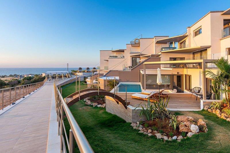 Villa Tadesse, holiday rental in Anissaras