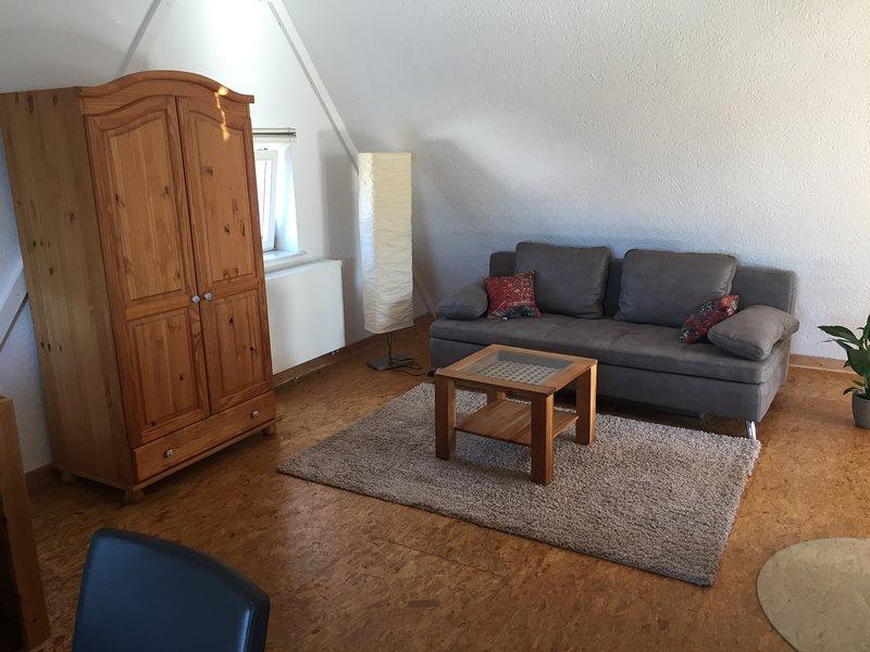 Gemütliche Wohnung in Bietigheim-Bissingen, Ferienwohnung in Fellbach