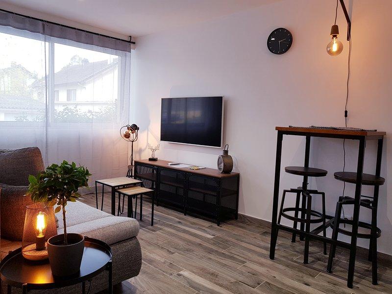 Superbe 2 pièces Wifi situé entre Paris-Disney-CDG, vacation rental in Chelles