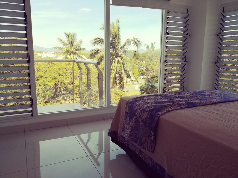 ocean view new apartment room 2, alquiler vacacional en Nadi