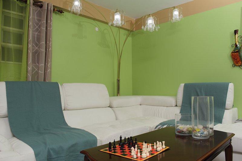 sala de estar / vestíbulo