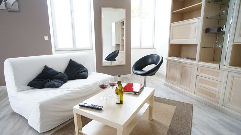 Nice apartment in Beaune & Wifi, holiday rental in Argilly
