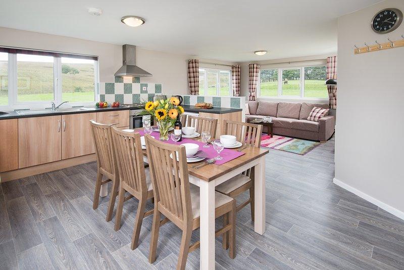 Pennine Lodge, Brown Rigg, holiday rental in Greenhaugh