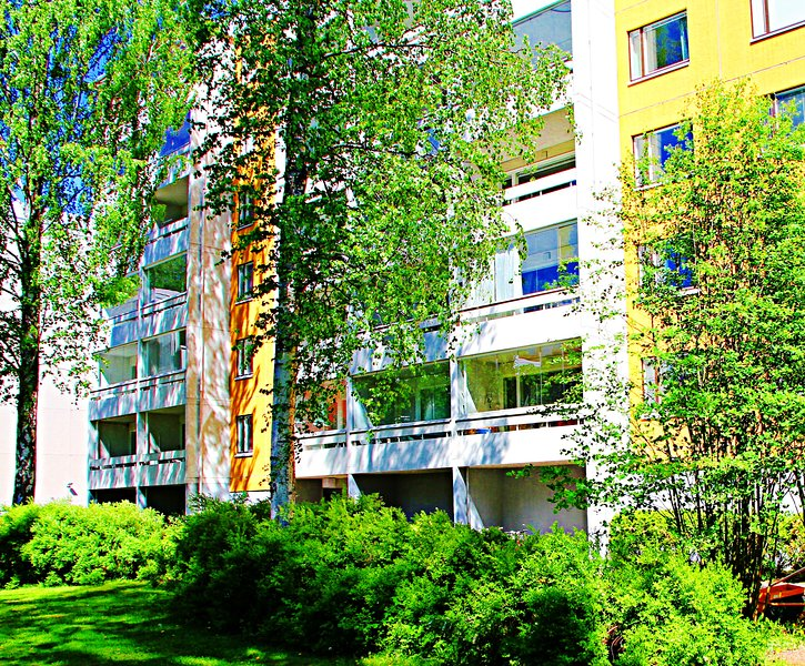 Wonderful Helsinki Apartment 2, holiday rental in Uusimaa