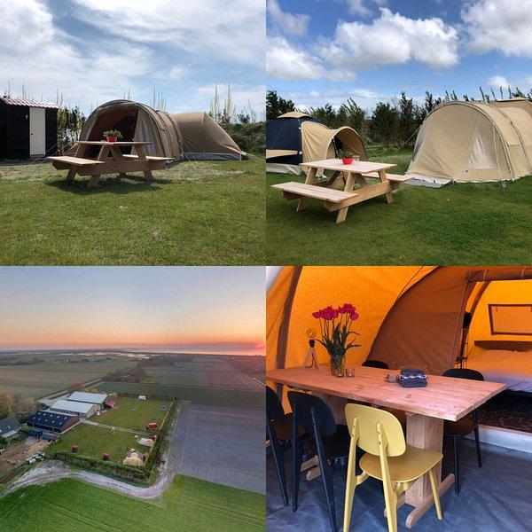 Texel tent Japke, location de vacances à Den Burg