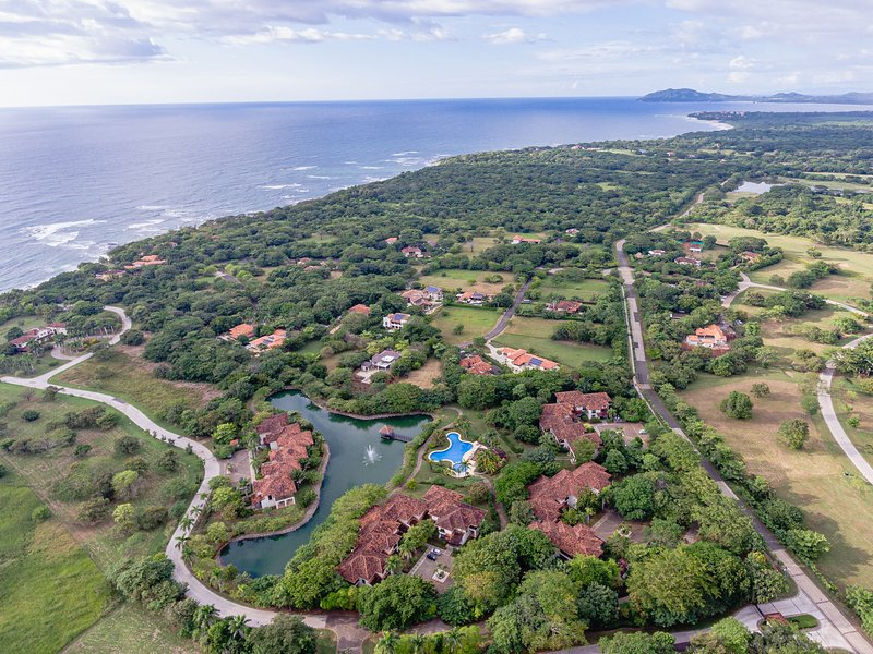 Hacienda Pinilla's coast